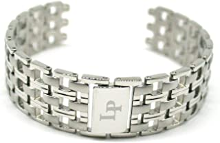 19MM Stainless Steel Watch Strap Band Bracelet 7 Inches Silver Will Fit Kepa Model 11571