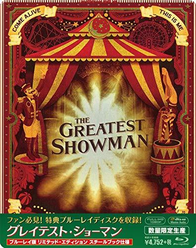 『グレイテスト・ショーマン ブルーレイ版 リミテッド・エディション スチールブック仕様 [Blu-ray]』の3枚目の画像