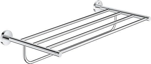 "GROHE 40800001 Essentials Multi-towel Rack Chrome 22"""