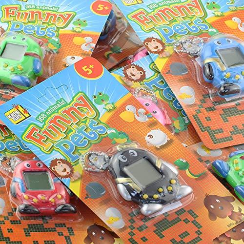 Tamagotchi Retro Elektronisches Tier 49 in1 Bunt Interaktiv Kinderspielzeug