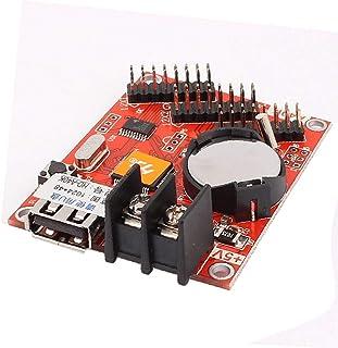 X-DREE HD-A40K USB Port 3 Row LED Subtitle Screen Display Control Card Module (6939e524-a222-11e9-8d7c-4cedfbbbda4e)