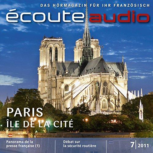 Écoute Audio - L'Île de la Cité. 7/2011 audiobook cover art