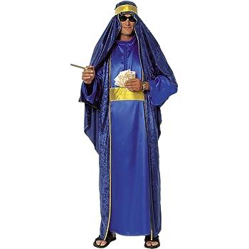 chiber - Disfraz Jeque Arabe: Amazon.es: Juguetes y juegos