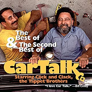 Best and the Second Best of Car Talk audiobook cover art