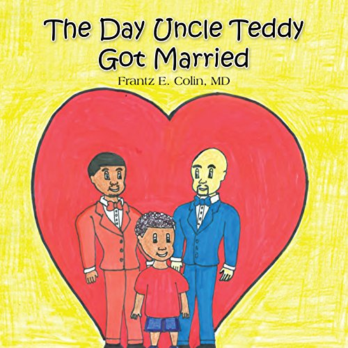 The Day Uncle Teddy Got Married (English Edition)