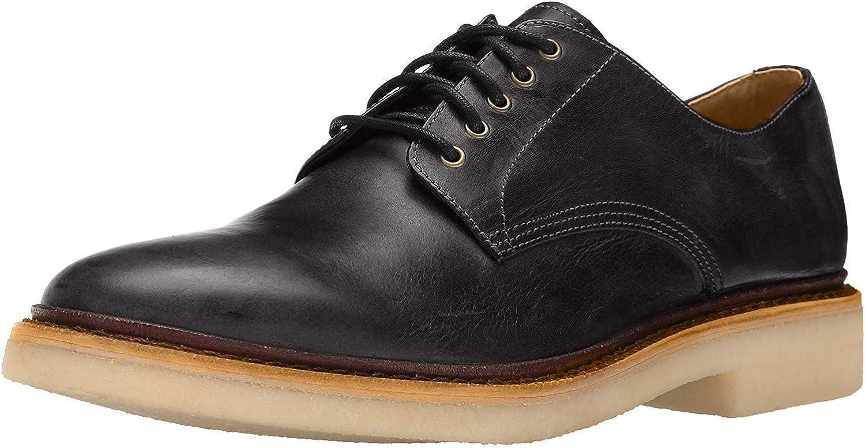 FRYE Men's Luke Oxford Black Shoe