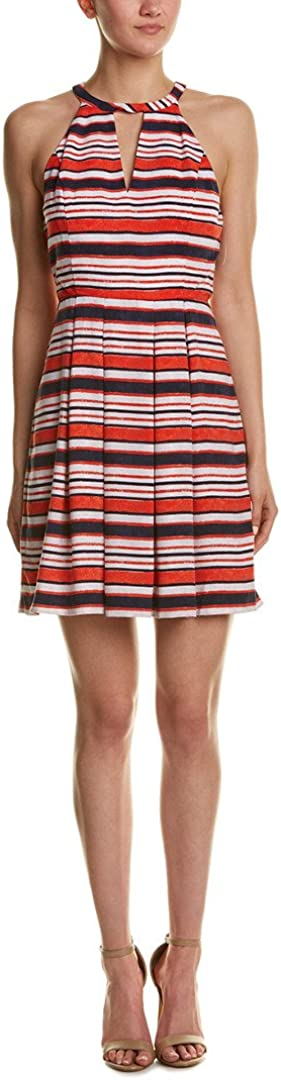 kensie Women's Sandbox Stripes Dress