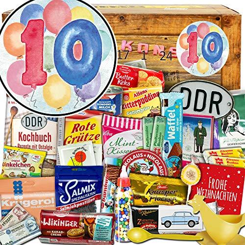 10 Geschenk zum Jubiläum - DDR Adventskalender - Adventskalender Ossi