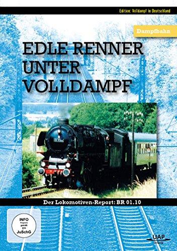 Edle Renner unter Volldampf - Der Lokomotiven-Report BR 01.10
