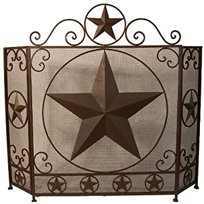 LL Home Metal Fireplace Screen by Marco International, Inc.