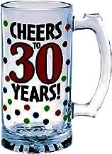 Amscan 210305 30th Birthday Mug