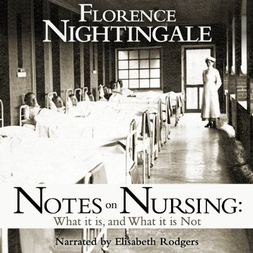 Notes on Nursing audiobook cover art