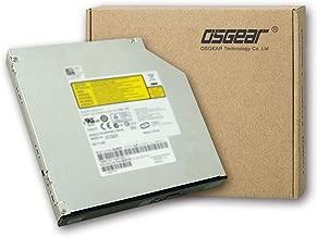 OSGEAR Internal 9.5mm slim SATA 8x DVDRW CD DVD RW Rom Burner Writer Laptop PC Mac Tray Loading Optical Drive Device