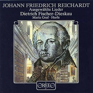 Reichardt: Ausgewählte Lieder