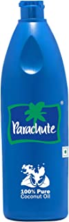 Parachute 100 % Pure Coconut Oil, 600 ml (Bottle)