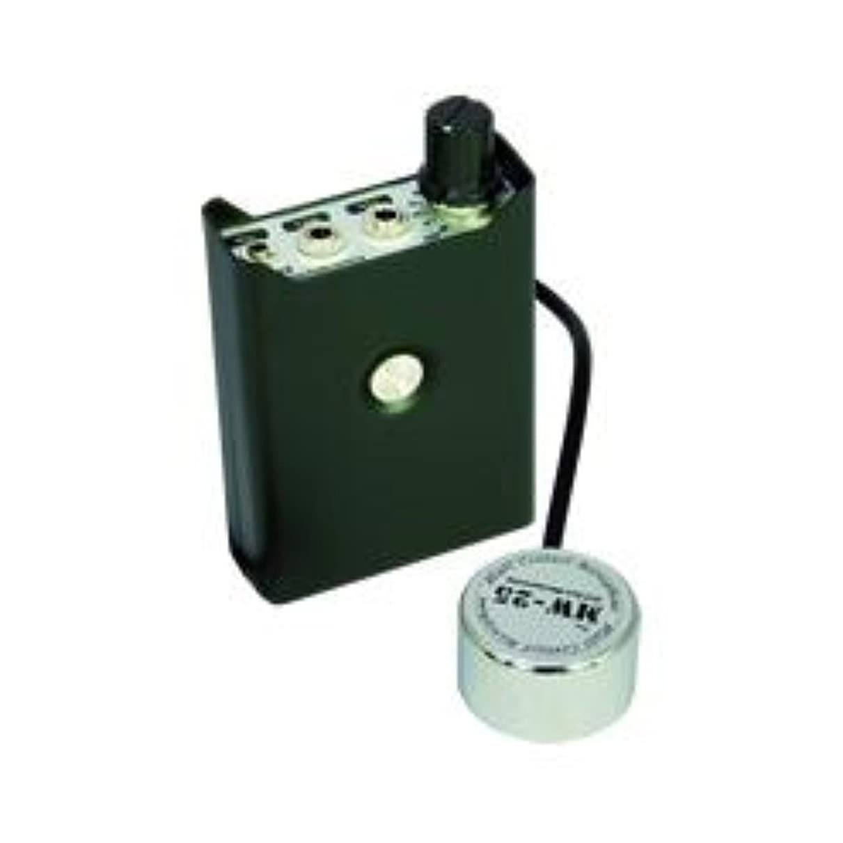 ダニ哺乳類副産物スタンダードコンクリートマイク 高音質マイク採用 機械内部の異音や水道の水漏れ検出に最適【MW-25】