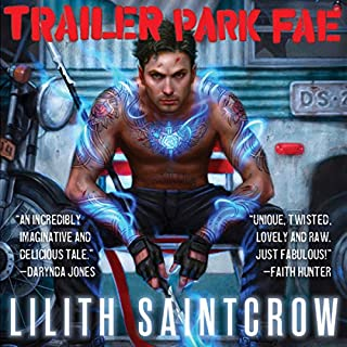 Trailer Park Fae cover art