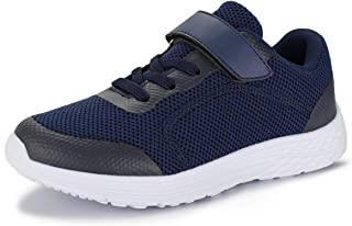 Hawkwell Kids Sneakers Boys Girls Breathable Lightweight Comfort Running Shoes(Toddler/Little Kid)