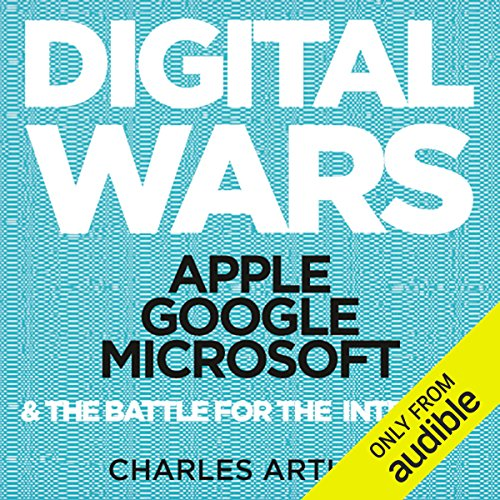 Digital Wars audiobook cover art