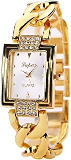 Armbanduhr Damen Uhr Xinnantime Mode Verkauft der Analoge Quarz Damenuhr Frauen Gold
