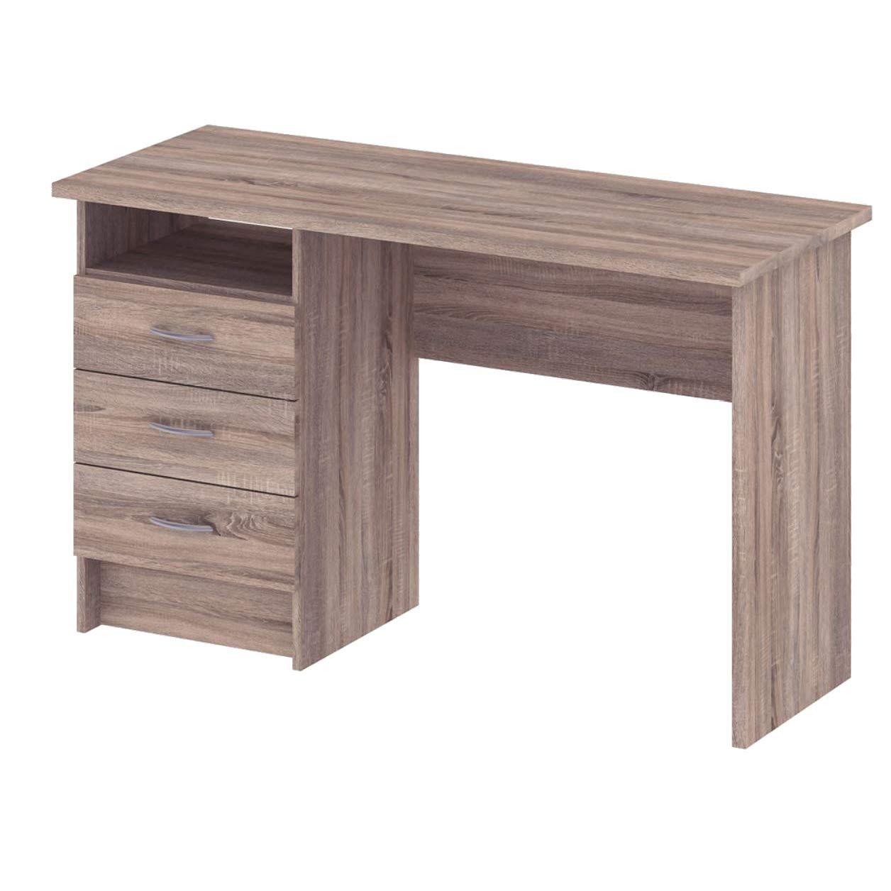 Movian Idro 4-Drawer Desk White Brand 56 x 110 x 73cm