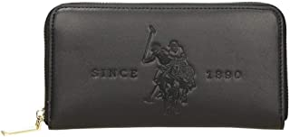 US Polo Womens Large Zip Around Wallet