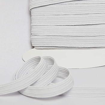 x2 Elastique  plat 6 mm vendu par  lot de 2 metres