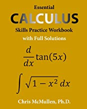 Essential Calculus Skills Practice Workbook with Full Solutions PDF