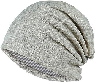Yarizm Thin Hollow Knit Slouch Beanie Skull Cap S019