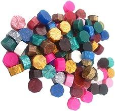 100st Zegelwas Bead Handgemaakte Retro Wax Stamp Bead hulpmiddel Sealing Envelop Uitnodiging Sealing gereedschap