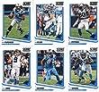 2018 Score Carolina Panthers Veteran Team Set of 10 Cards: Cam Newton(#43), Christian McCaffrey(#44), Luke Kuechly(#45), Jonathan Stewart(#46), Julius Peppers(#47), Greg Olsen(#48), Devin Funchess(#49), Curtis Samuel(#50), Ed Dickson(#51), Graham Gano(#52