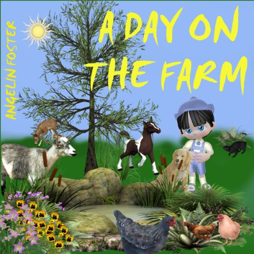 A Day on the Farm audiobook cover art