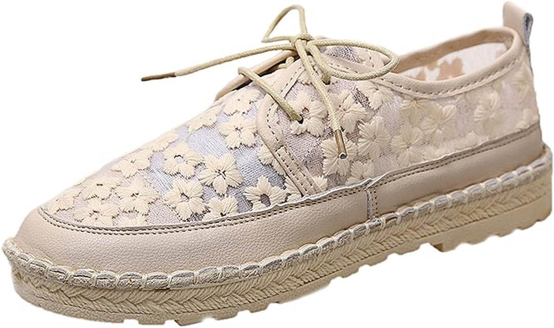 Womens Sandals Summer Slip on Shoes Platform Sandals for Women Walking Shoes