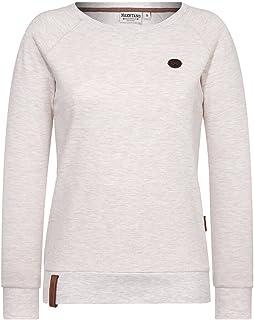 Naketano Perverse III W sweater grey blue heather