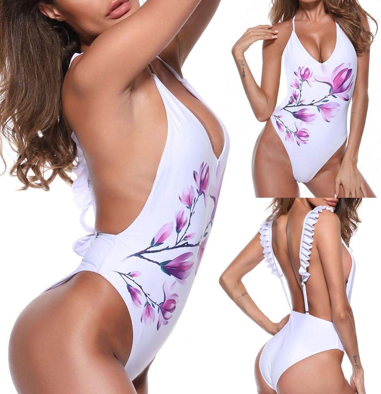 Wanmei-yzhuang Frauen Solid Bikini Push-Up Pad Bademode Baden Badeanzug Bademode Tankini Set Sexy Bikini Badeanzug Eingestellt
