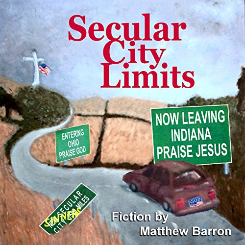 Secular City Limits audiobook cover art