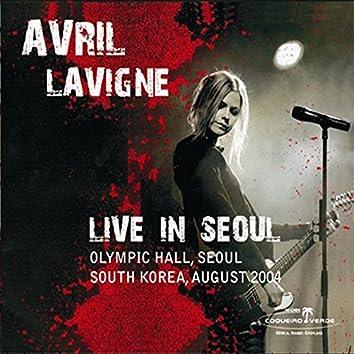 Avril Lavigne Live in Seoul