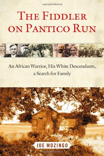 The Fiddler on Pantico Run: An African Warrior, His White Descendants, A Search for Family (White Cat With Blue Eyes For Sale)