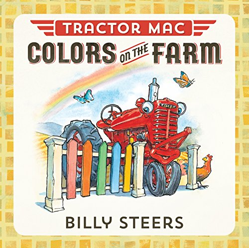 Tractor Mac Colors on the Farm (English Edition)