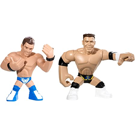 WWE Rumblers R-Truth and Jack Swagger Figure 2-Pack