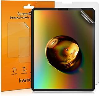 """kwmobile 2X Pellicola Protettiva Compatibile con Tablet Apple iPad PRO 12,9"""" (2018) - Superficie Opaca antiriflesso Anti-I..."""