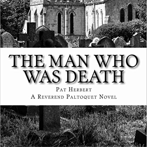 The Man Who Was Death audiobook cover art