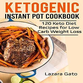 Ketogenic Instant Pot Cookbook cover art