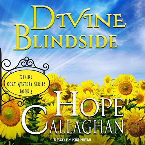 Divine Blindside audiobook cover art