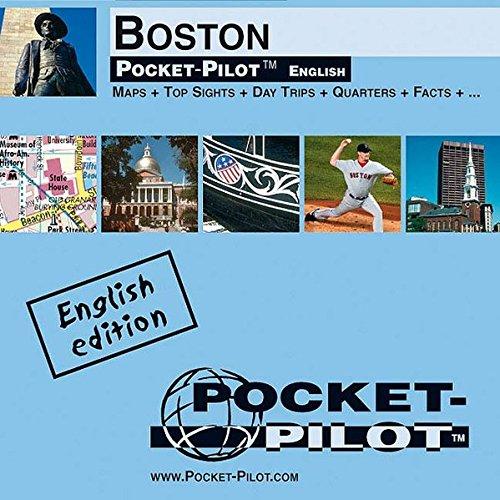 Pocket-Pilot Boston: Einzelkarten: Zentrum, Großraum & Region - Öffentliche Verkehrsmittel - Sehenswürdigkeiten - Ausflüge - Wissenswertes - Klima - ... und vieles mehr. Englische Ausgabe