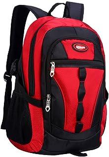 VIDOSCLA Teens Elementary School Bag Casual Daypack Book Bags Waterproof Travel Knapsack Bags for Primary Junior High School