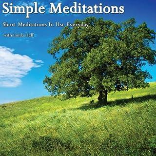 Simple Meditations audiobook cover art
