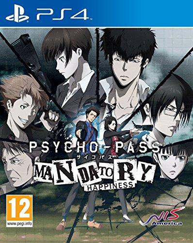 .Psycho-Pass: Mandatory Happiness (PS4)