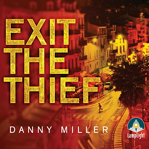 Exit the Thief audiobook cover art