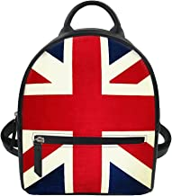 british leather backpack